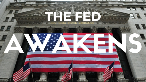 The Fed Awakens: Dow Jones Analysis