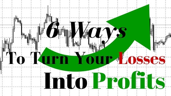 6 Ways to Turn Your Losses Into Profits